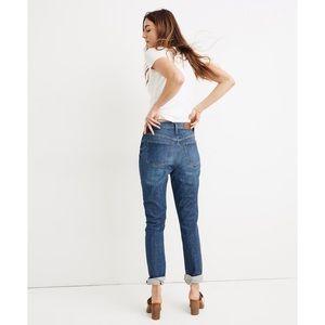 Madewell High Rise Slim Boyfriend Jeans Size 24 P